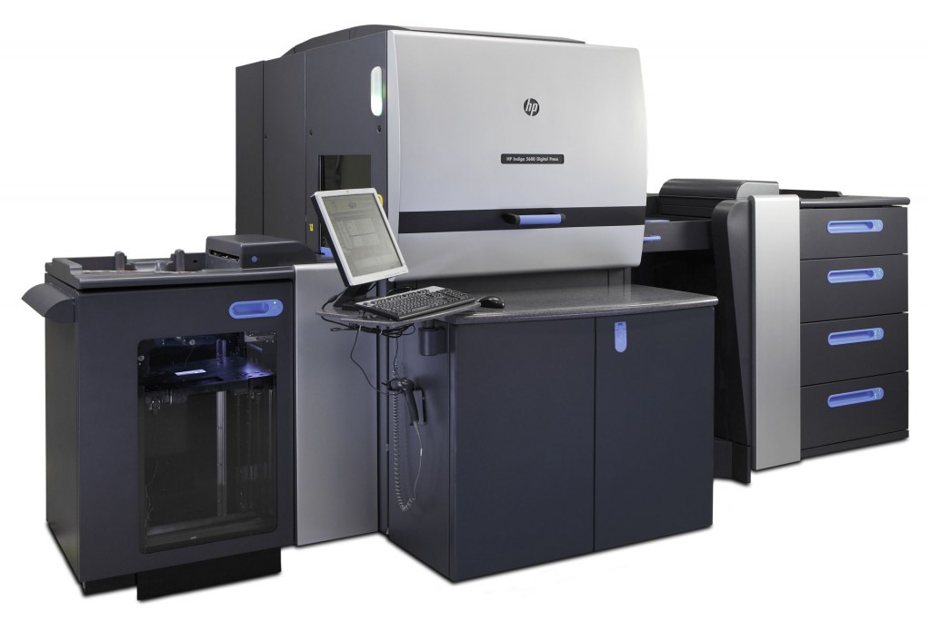 HP Indigo 5600 Digital Press