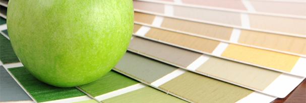 Pantone colors with digital printing