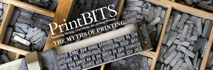 PrintBITS: Myths of Printing