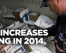 USPS Postage Increases